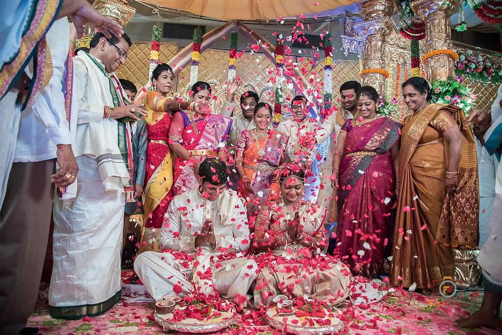 Wedding Candid Photography Bangalore