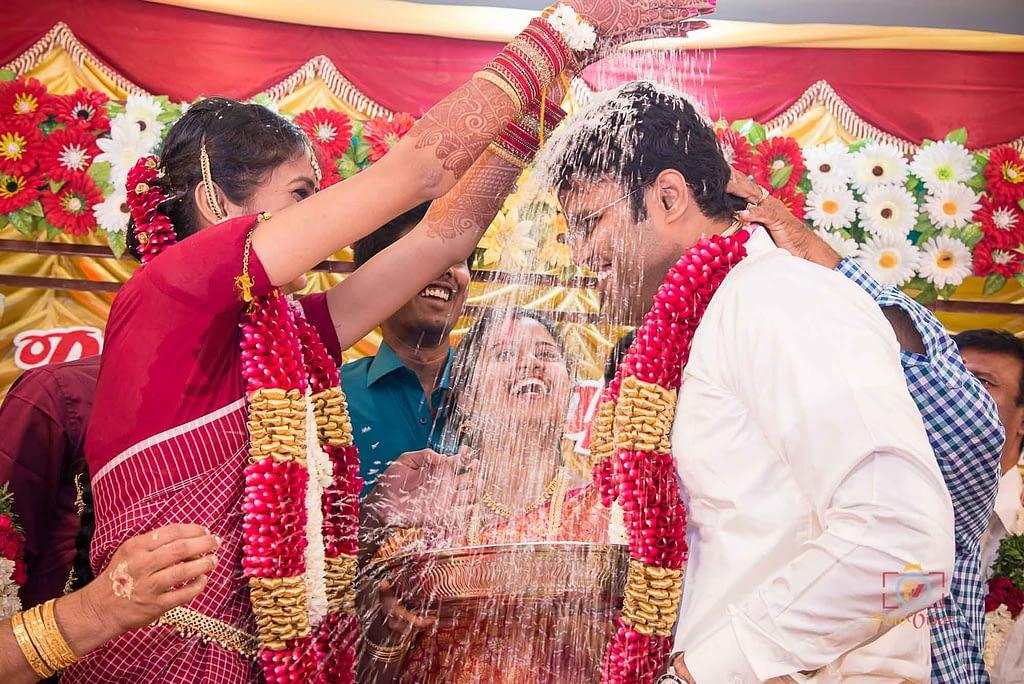 Telugu Wedding Photo