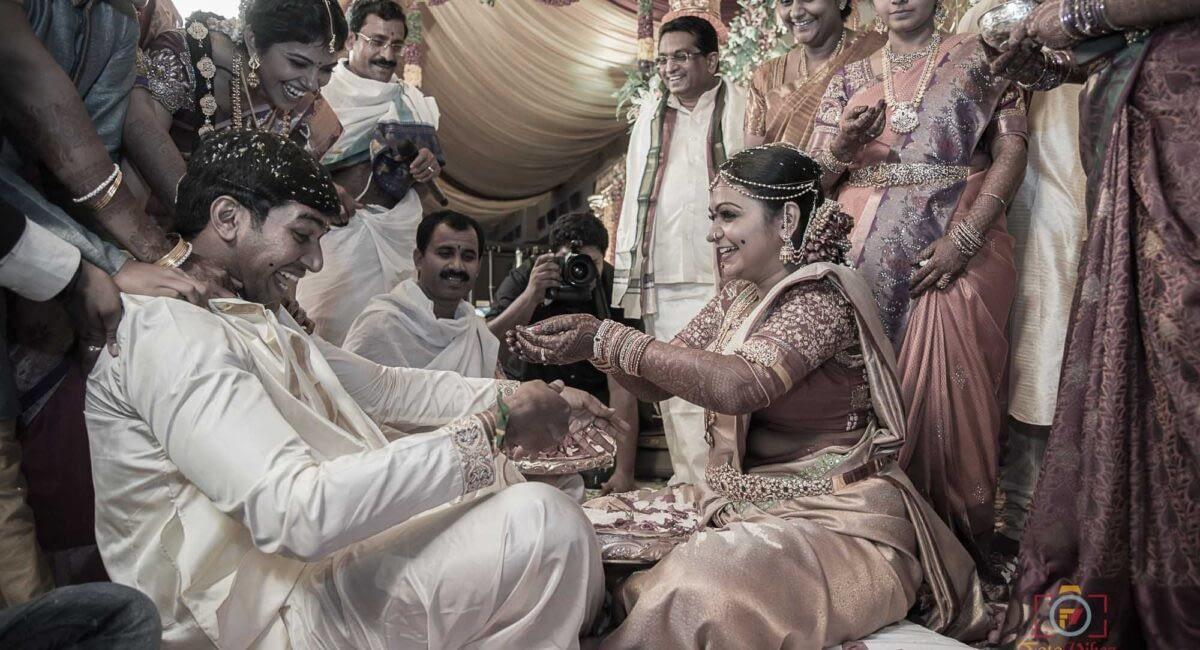 Telugu Wedding Candid Photography