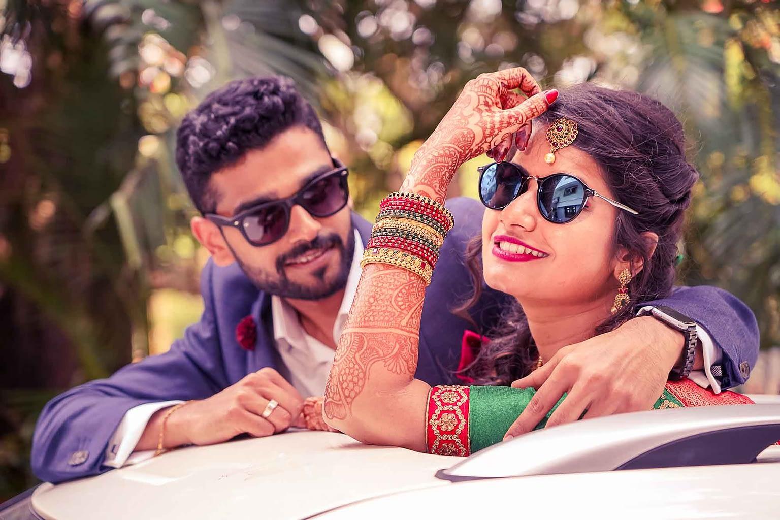 Couple Wedding Photography 1